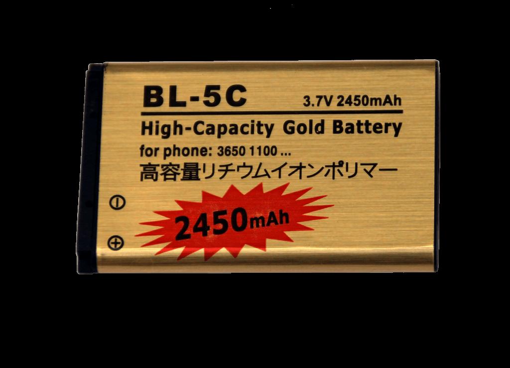 Li-Po akku 2400 mA/h kapacitással