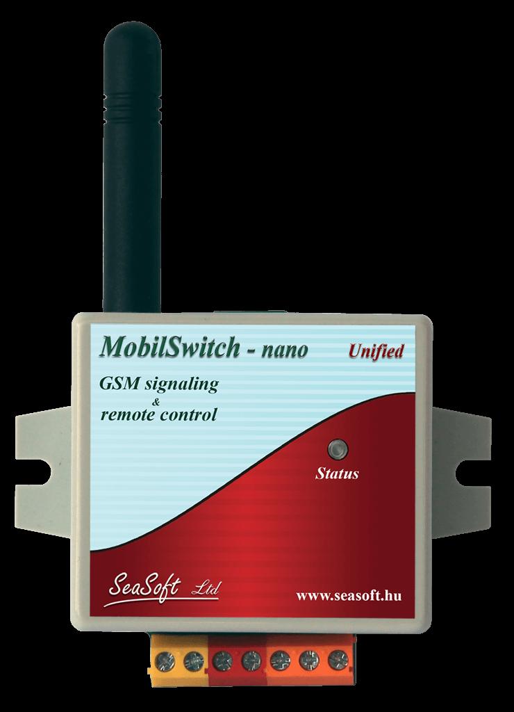MobilSwitch-nano GSM modul