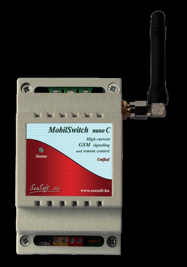 MobilSwitch-Nano-C GSM modul