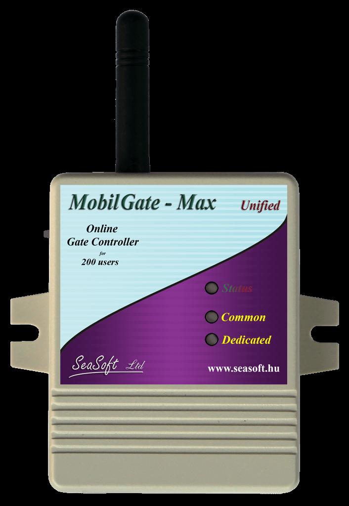 MobilGate-Max ajtók és kapuk nyitására