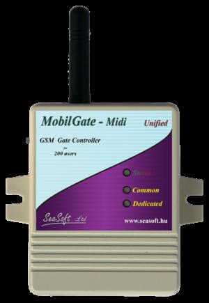 MobilGate-Midi 200 felhasználó számára
