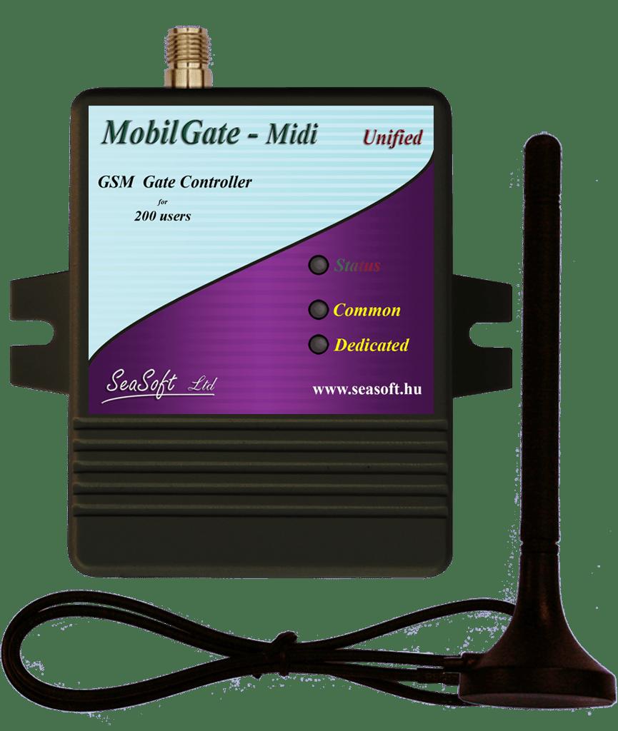 MobilGate-midi-a távkapcsolásra és távműködtetésre
