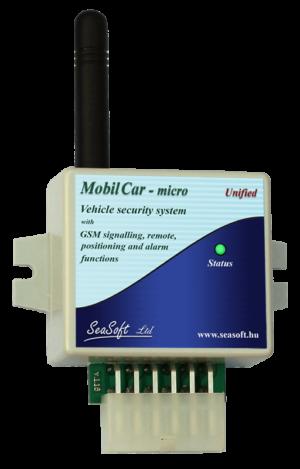 MobilCar-micro GSM modul