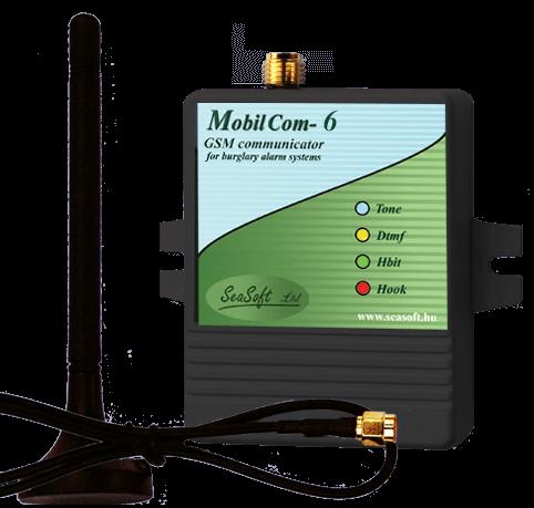 A MobilCom-6a egy GSM adapter
