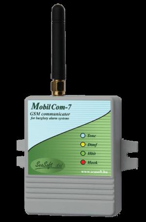 MobilCom-7 GSM kommunikátor