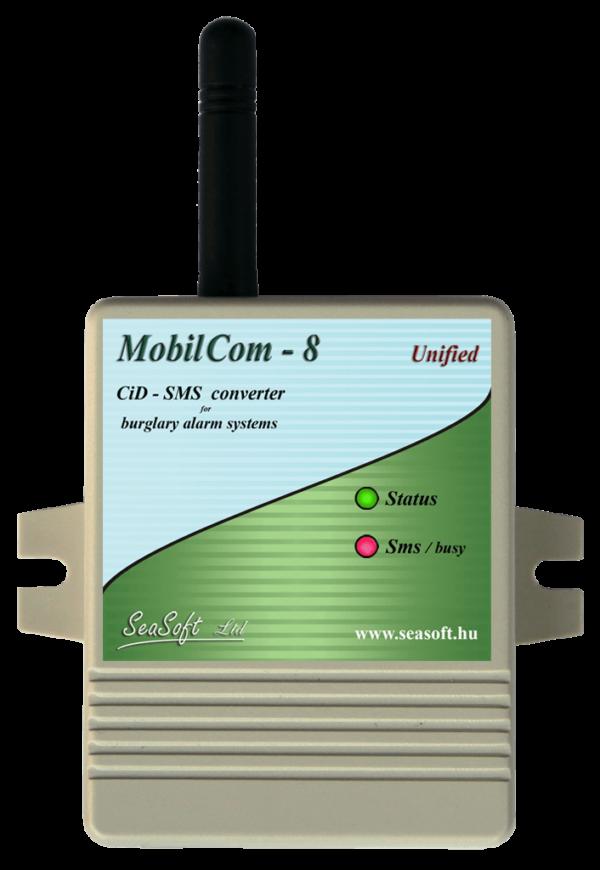 MobilCom-8 GSM átjelző modul család