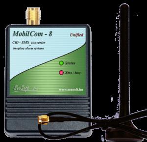 MobilCom-8a riasztókhoz és tűzjelzőkhöz