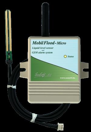 MobilFlood-Micro GSM modul