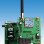MobilGate-32 és MobilGate-32d GSM modul felépítése
