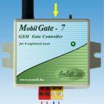 MobilGate-7 GSM modul felépítése