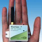 MobilGate-7 GSM modul méretei