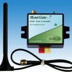MobilGate-7 GSM modul mágnestalpas antennával