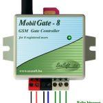MobilGate-8 GSM modul felépítése