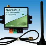 MobilGate-8 GSM modul mágnestalpas antennával