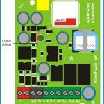 MobilGate-x8 és MobilGate-x8a GSM kapunyitó modul