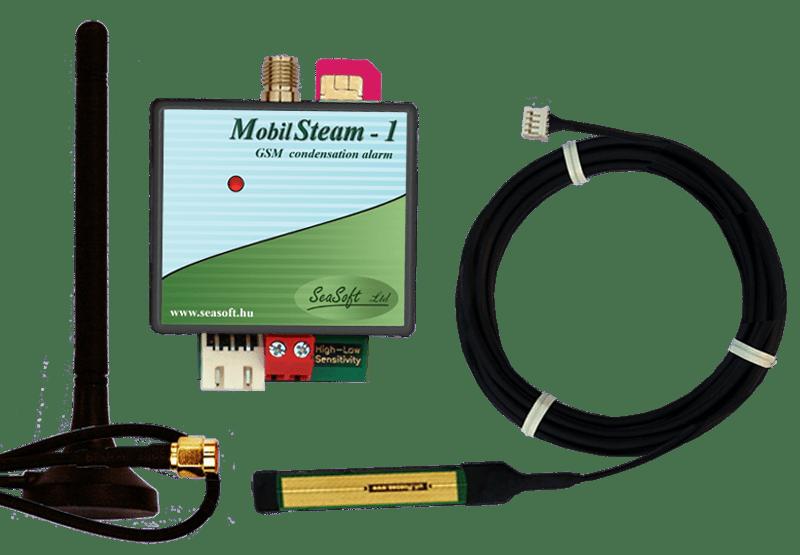 MobilSteam-1-a GSM modul