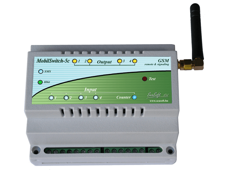 MobilSwitch-5c GSM modul