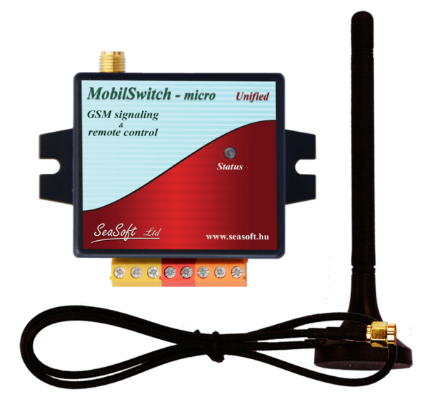 MobilSwitch-Micro-a GSM modul