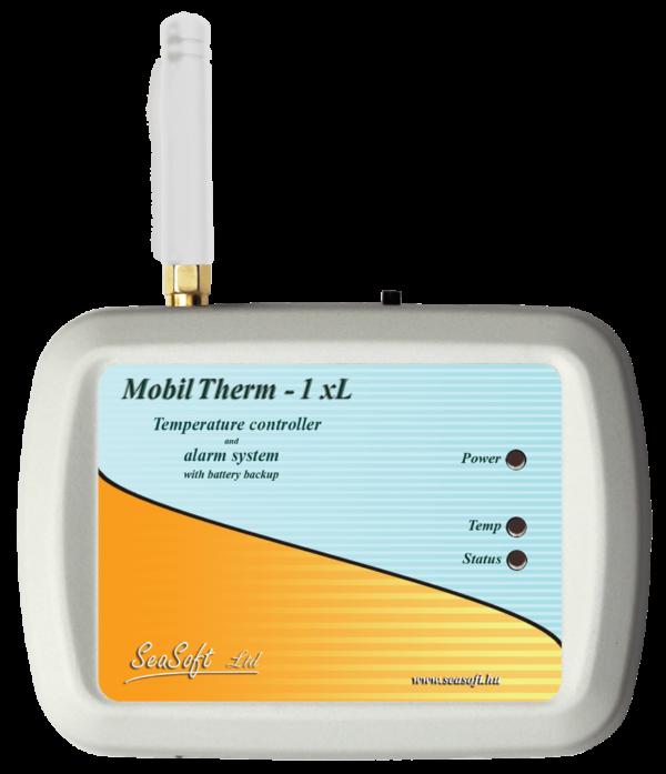 Mobiltherm-1xL GSM modul