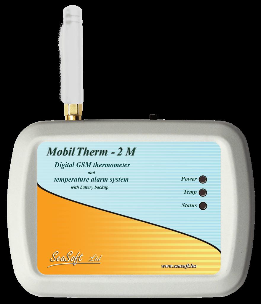 MobilTherm-2M GSM modul